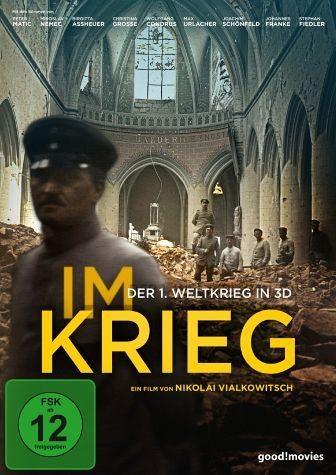 DVD »Im Krieg - Der 1. Weltkrieg in 3D (2D-Fassung)«