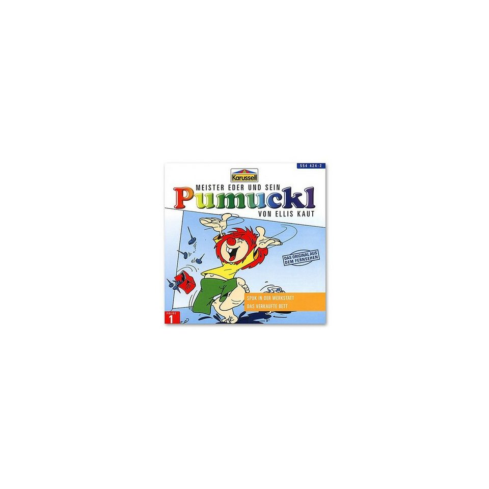 Universal Music GmbH Cd Pumuckl 1
