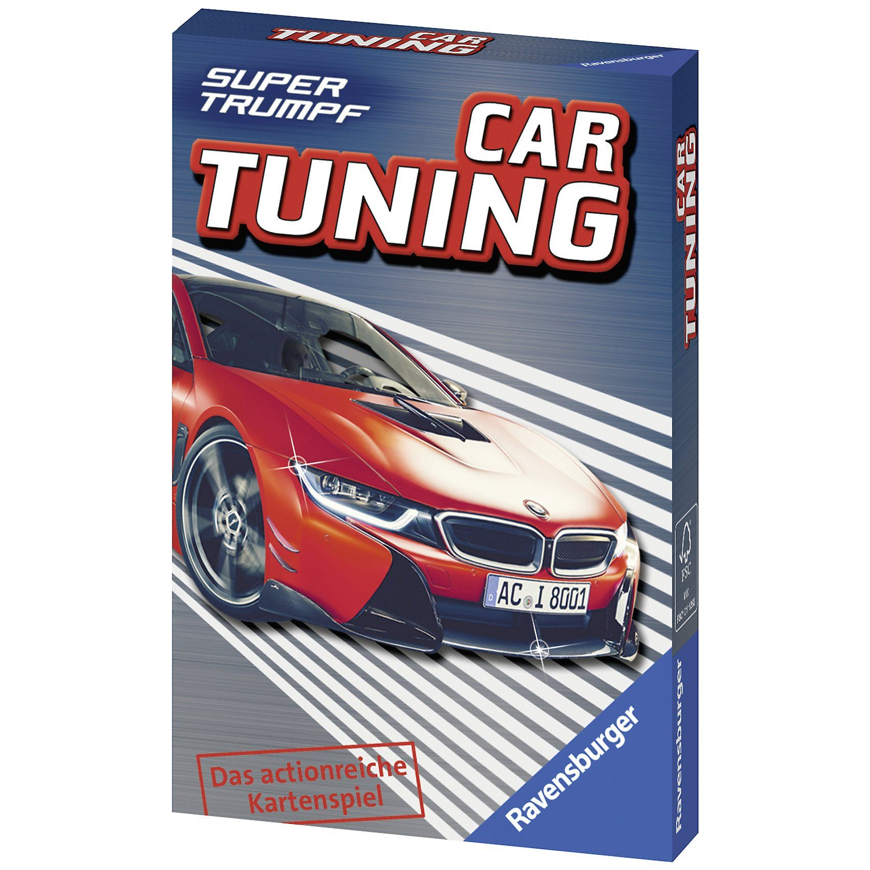 Ravensburger Supertrumpf: Car Tuning