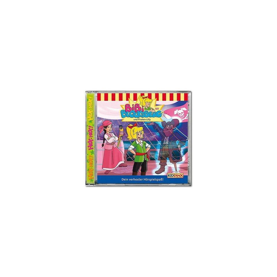 Kiddinx CD Bibi Blocksberg 101 - Piraten-Lilly