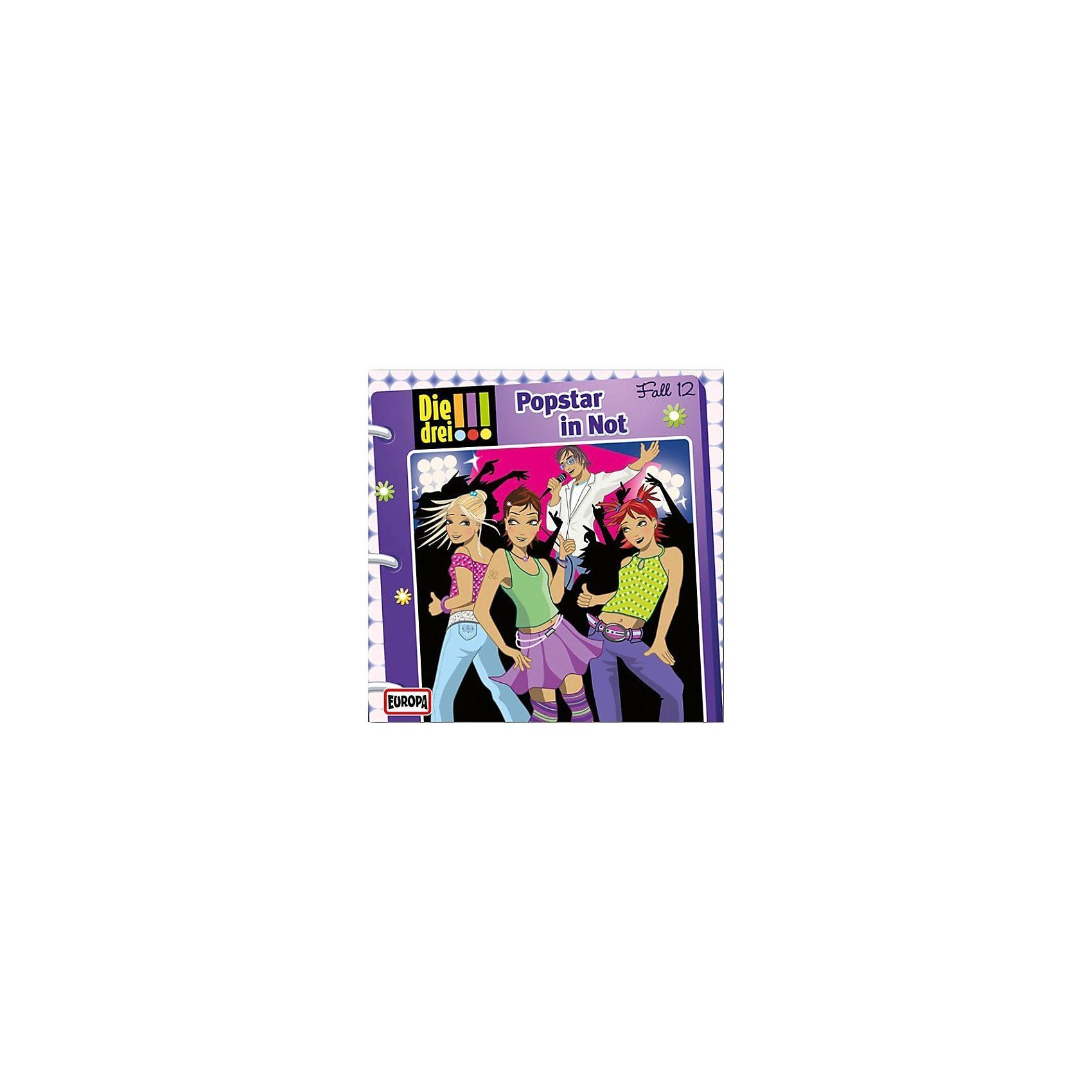 Sony CD Die Drei !!! 12 - Popstar in Not