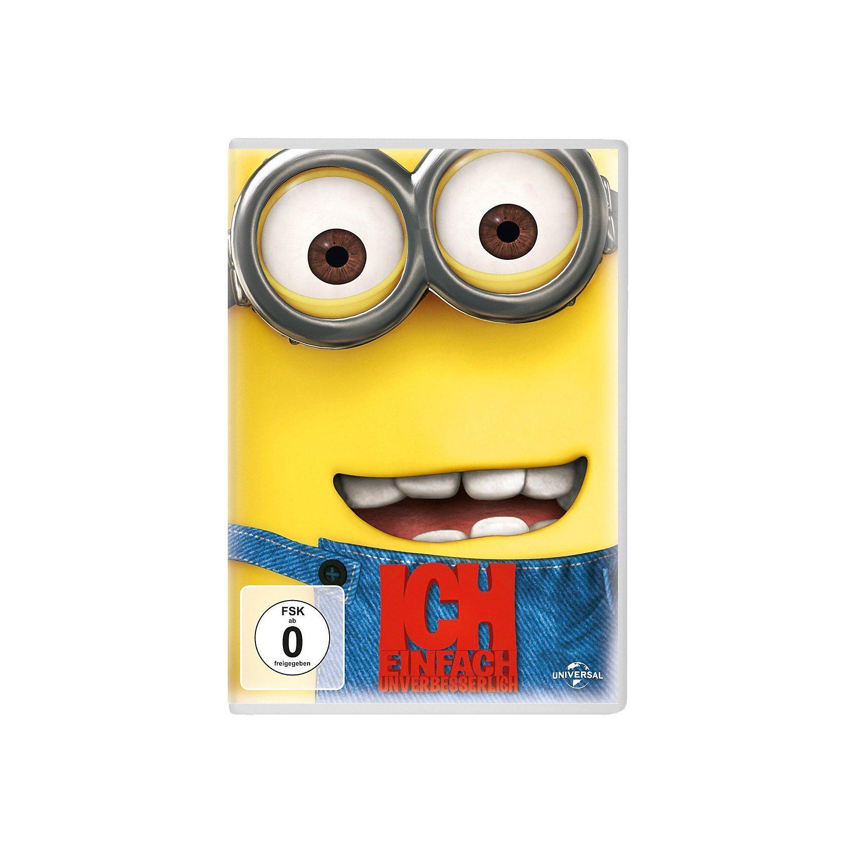 Universal DVD Ich - Einfach unverbesserlich