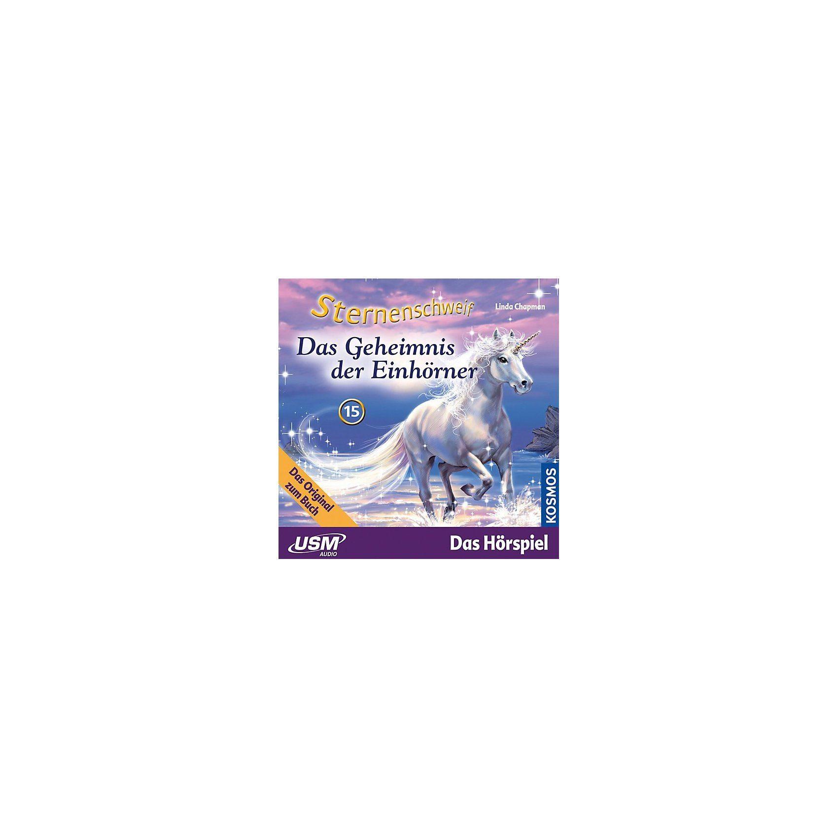 United Soft Media CD Sternenschweif 15 - Das Geheimnis der Einhörner