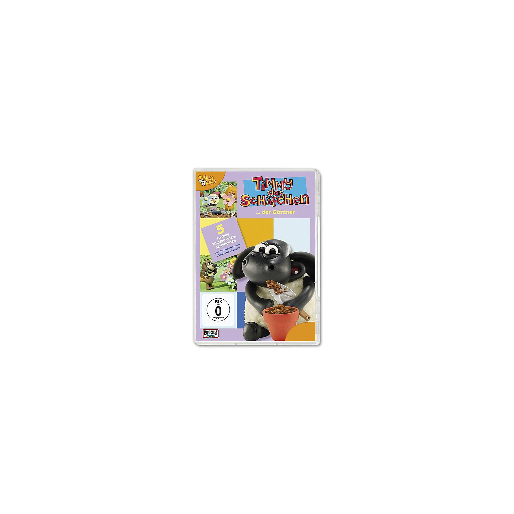 Sony DVD Timmy das Schäfchen 06 - Timmy der Gärtner