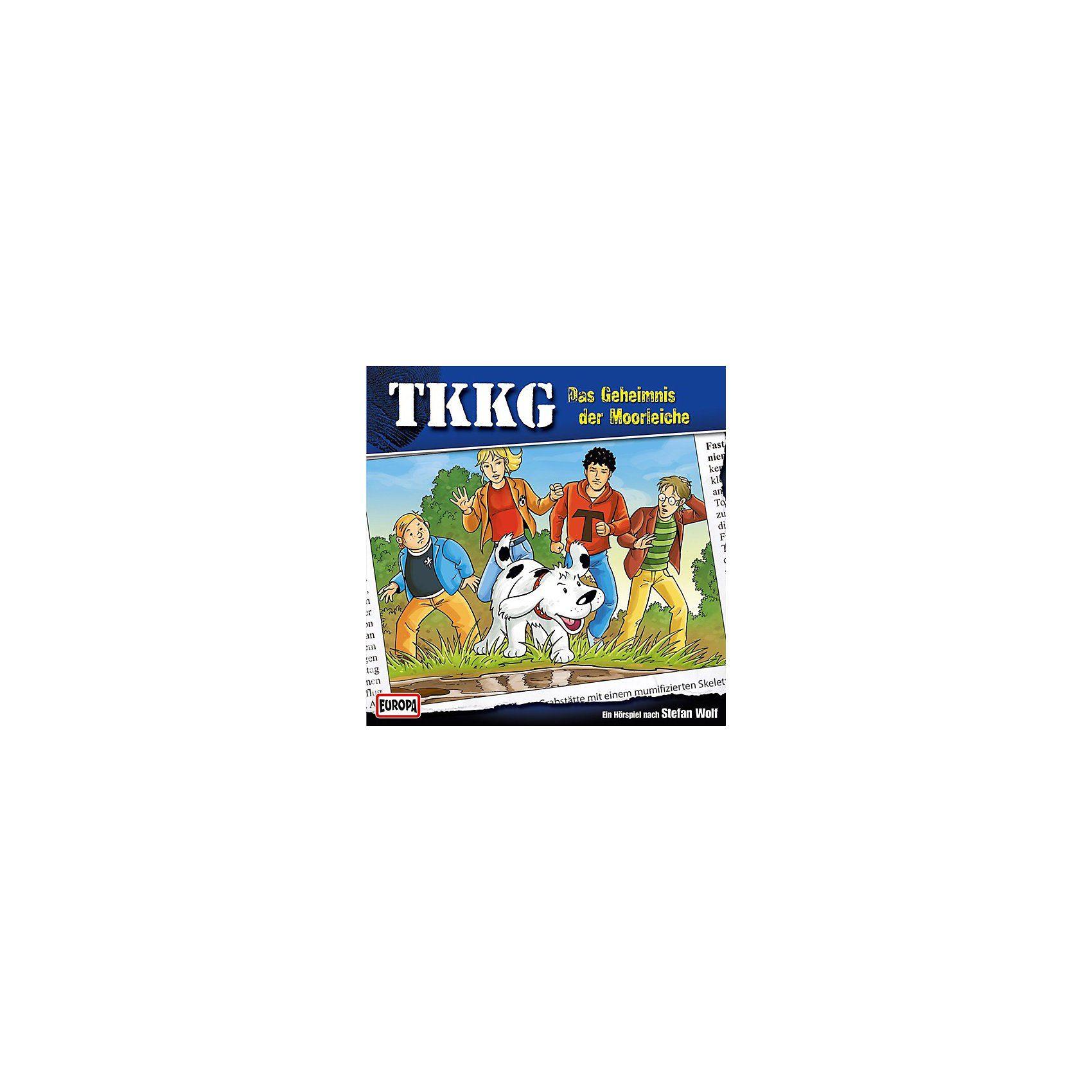 Sony CD TKKG 172 - Das Geheimnis der Moorleiche