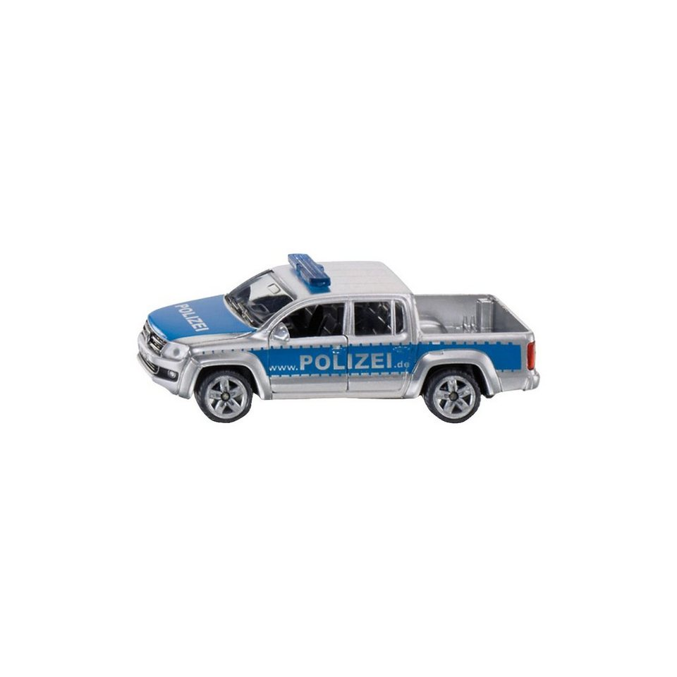 SIKU 1406 Polizei-Pick-Up