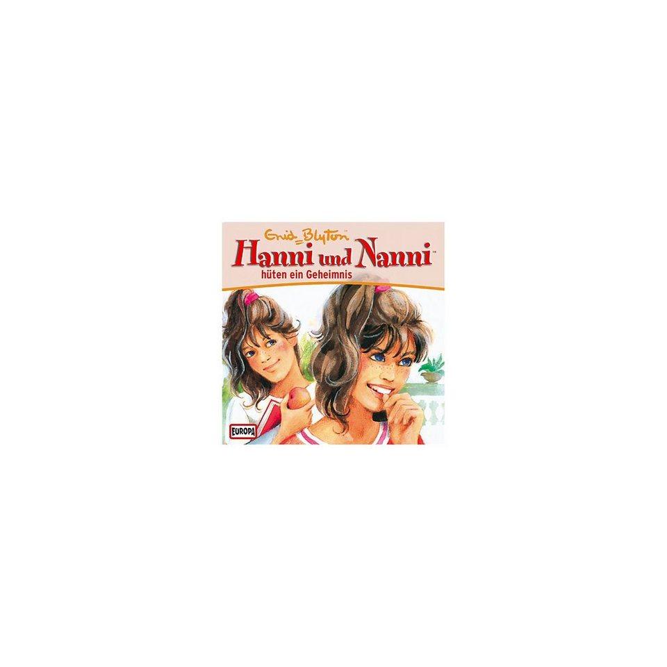 SONY BMG MUSIC CD Hanni & Nanni 23 - hüten ein Geheimnis