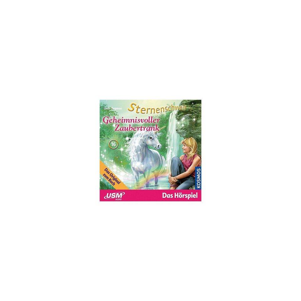 United Soft Media CD Sternenschweif 16 - Geheimnisvoller Zaubertrank
