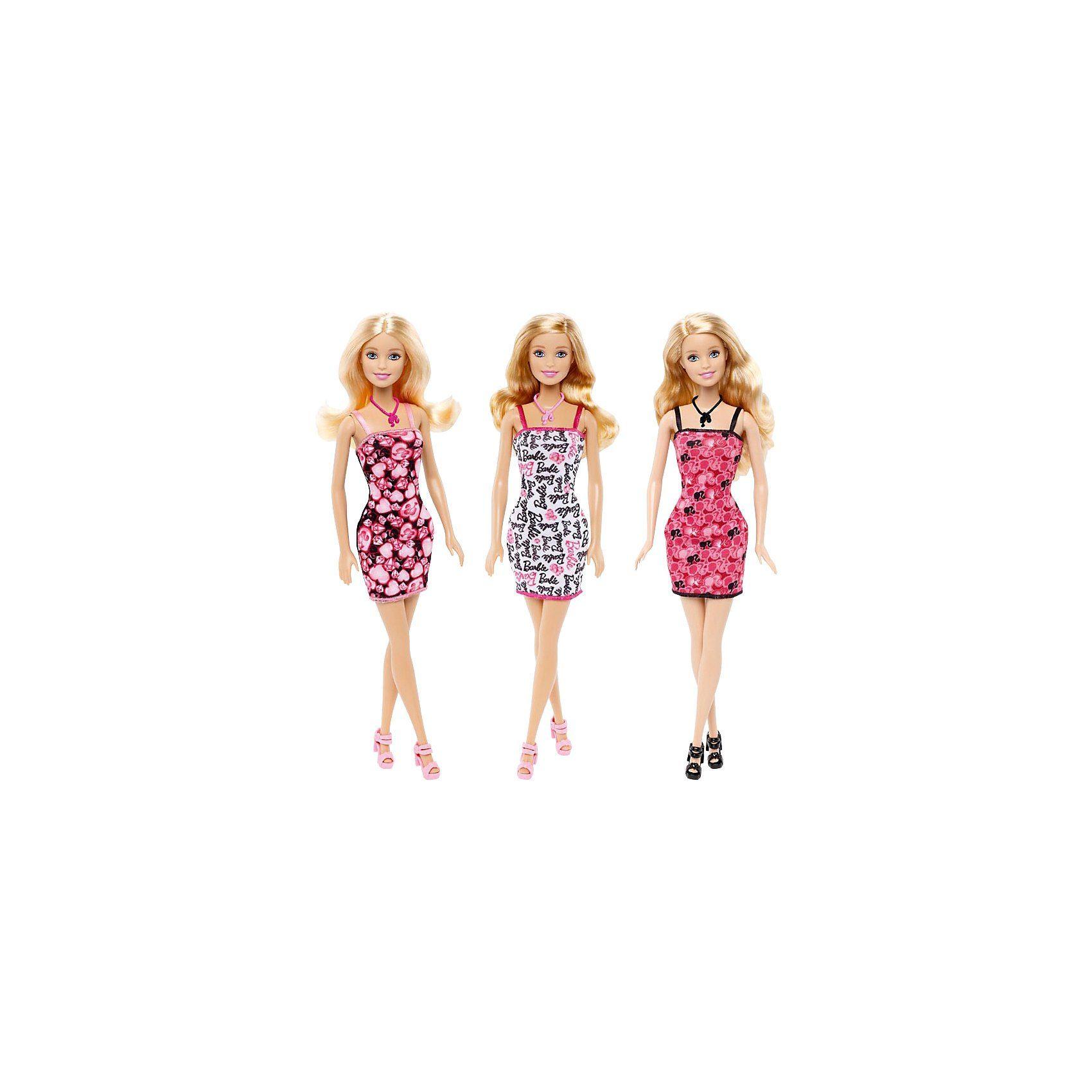 Mattel Chic Barbie, 1 Puppe