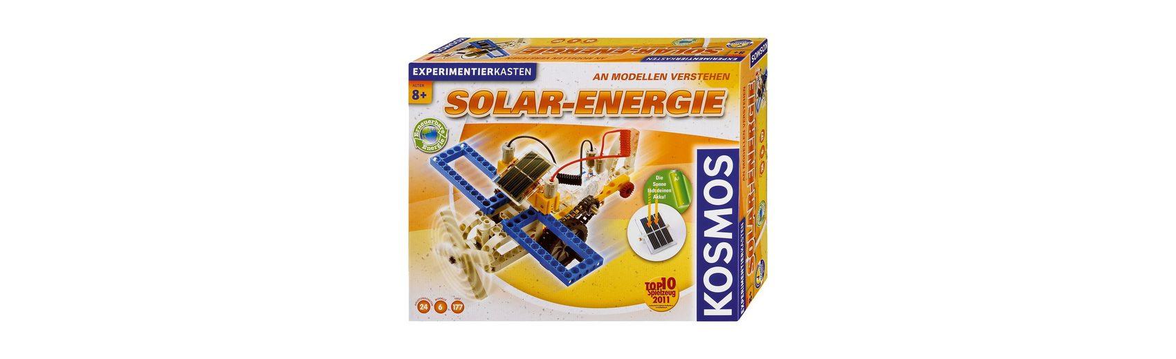 Kosmos Experimentierkasten Solar-Energie
