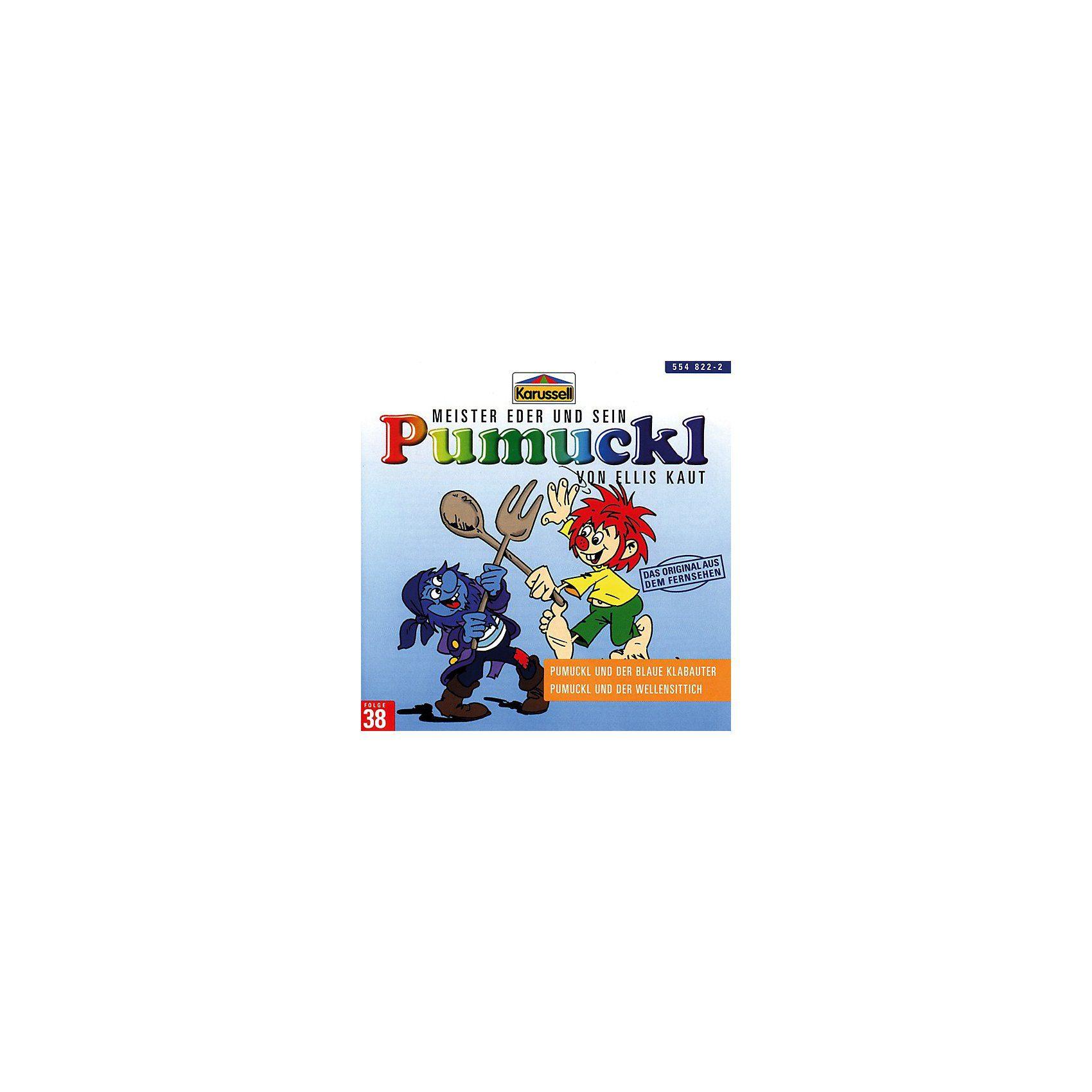 Universal CD Pumuckl 38 - und der blaue Klabauter