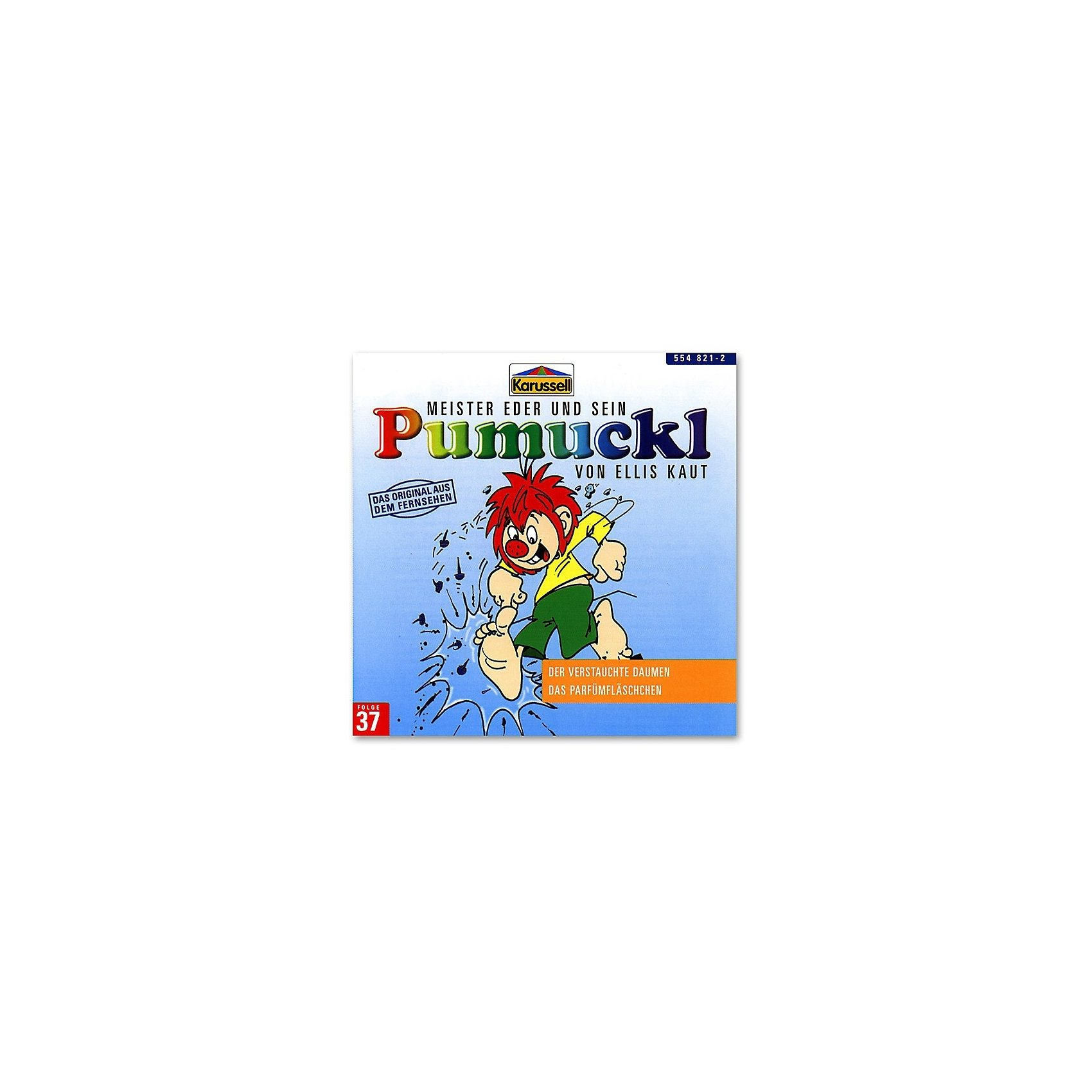 Universal CD Pumuckl 37 - der verstauchte Daumen