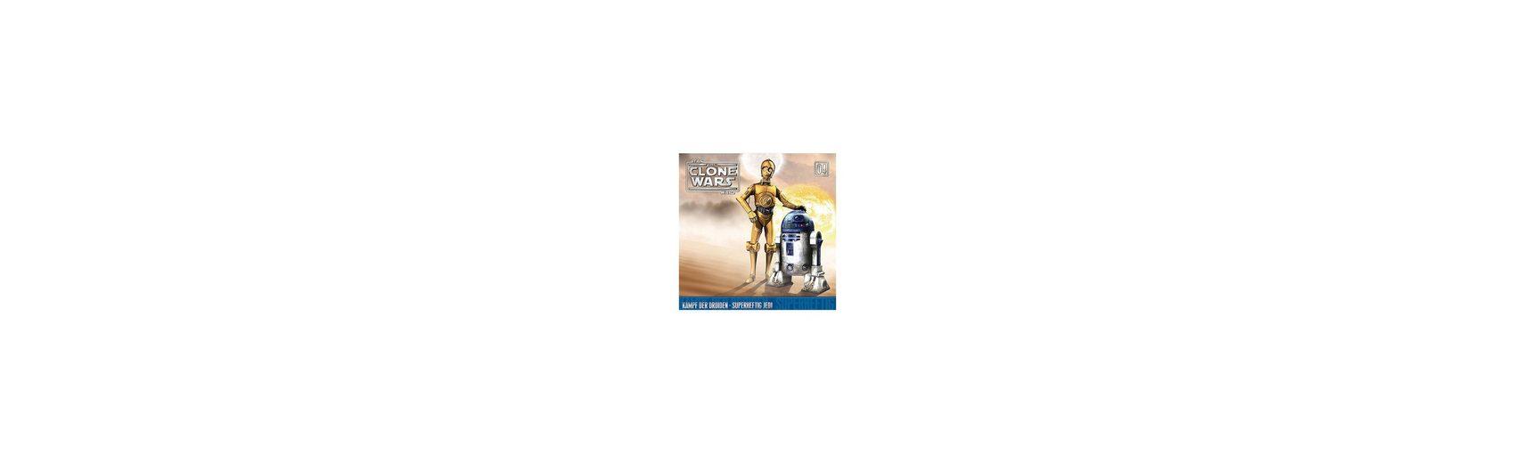 Universal Music GmbH CD Star Wars - The Clone Wars 04 - Kampf der Droiden