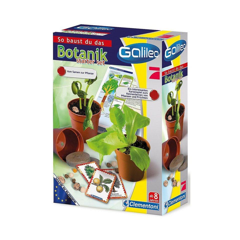 Clementoni Galileo - Botanik