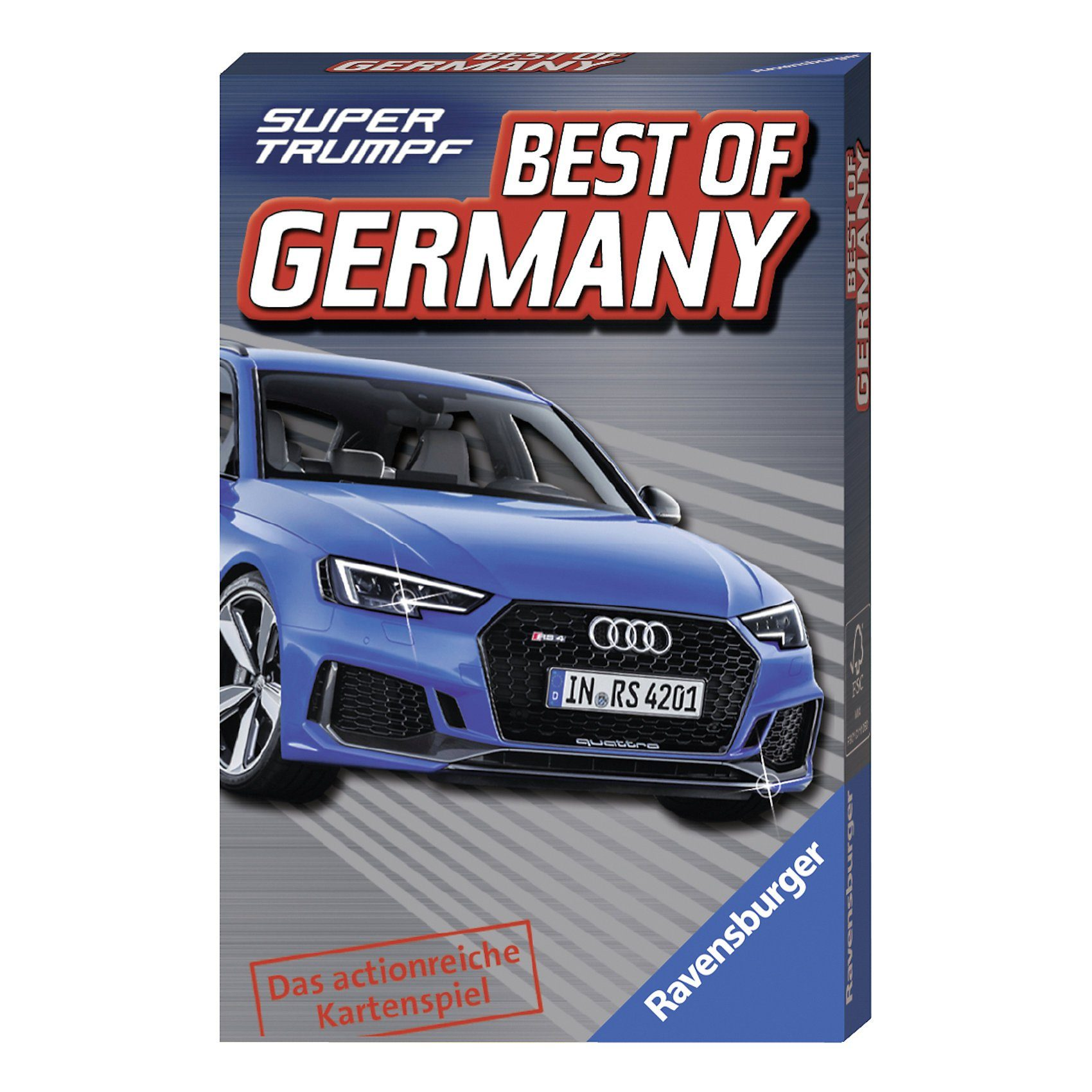 Ravensburger Supertrumpf: Best of Germany