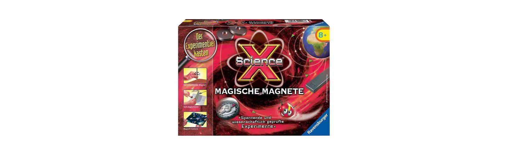 Ravensburger ScienceX - Magische Magnete