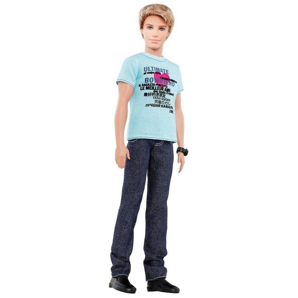 Mattel Barbie Dein sprechender Ken