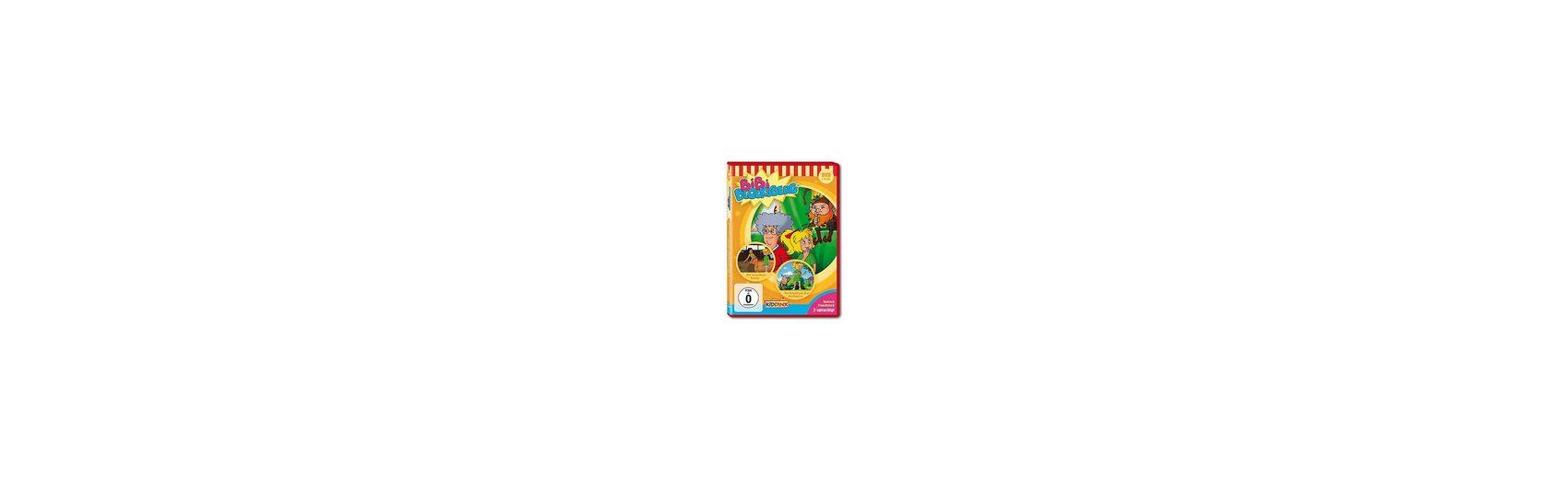 Kiddinx DVD Bibi Blocksberg - Der versunkene Schatz / Kobold aus dem