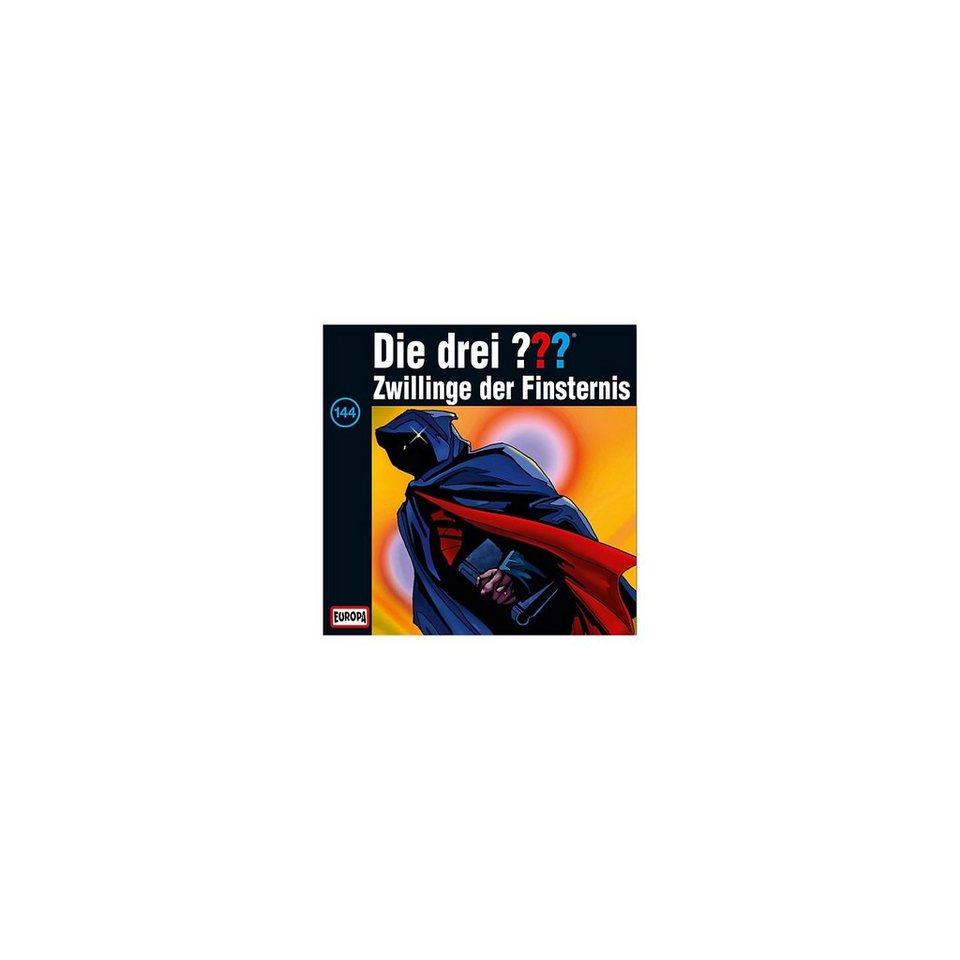 SONY BMG MUSIC CD Die Drei ??? 144 - Zwillinge der Finsternis