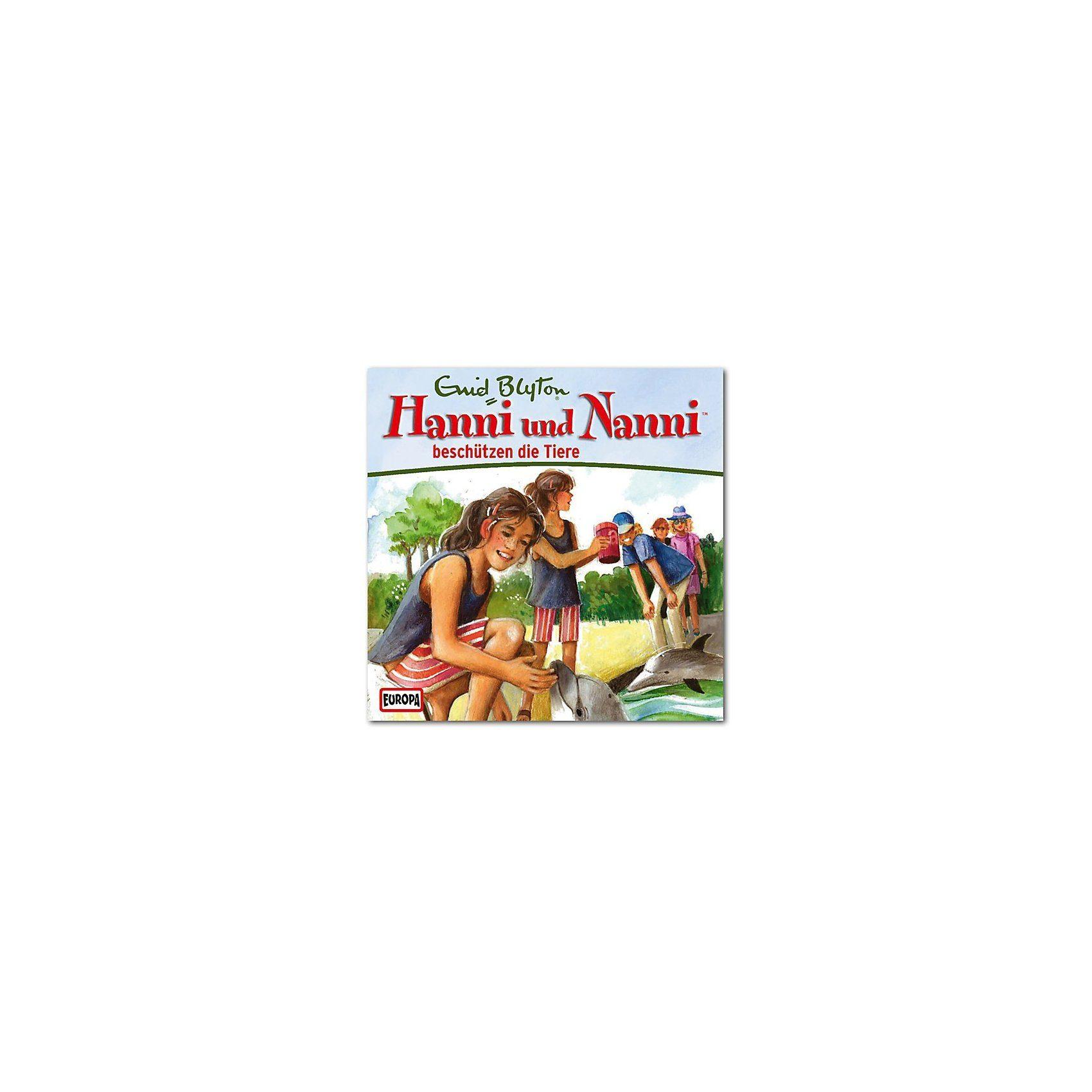 Sony CD Hanni & Nanni 36 - beschützen die Tiere
