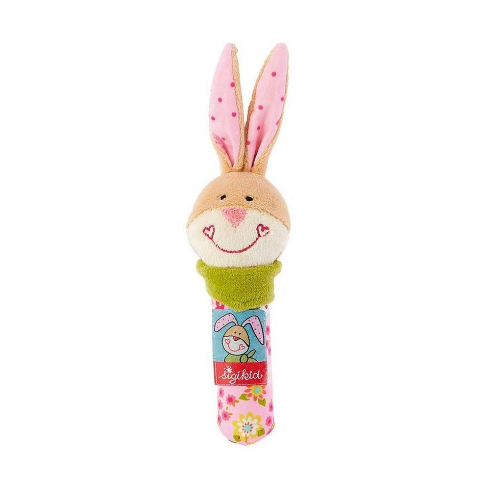 sigikid 40106 Bungee Bunny Stabrassel