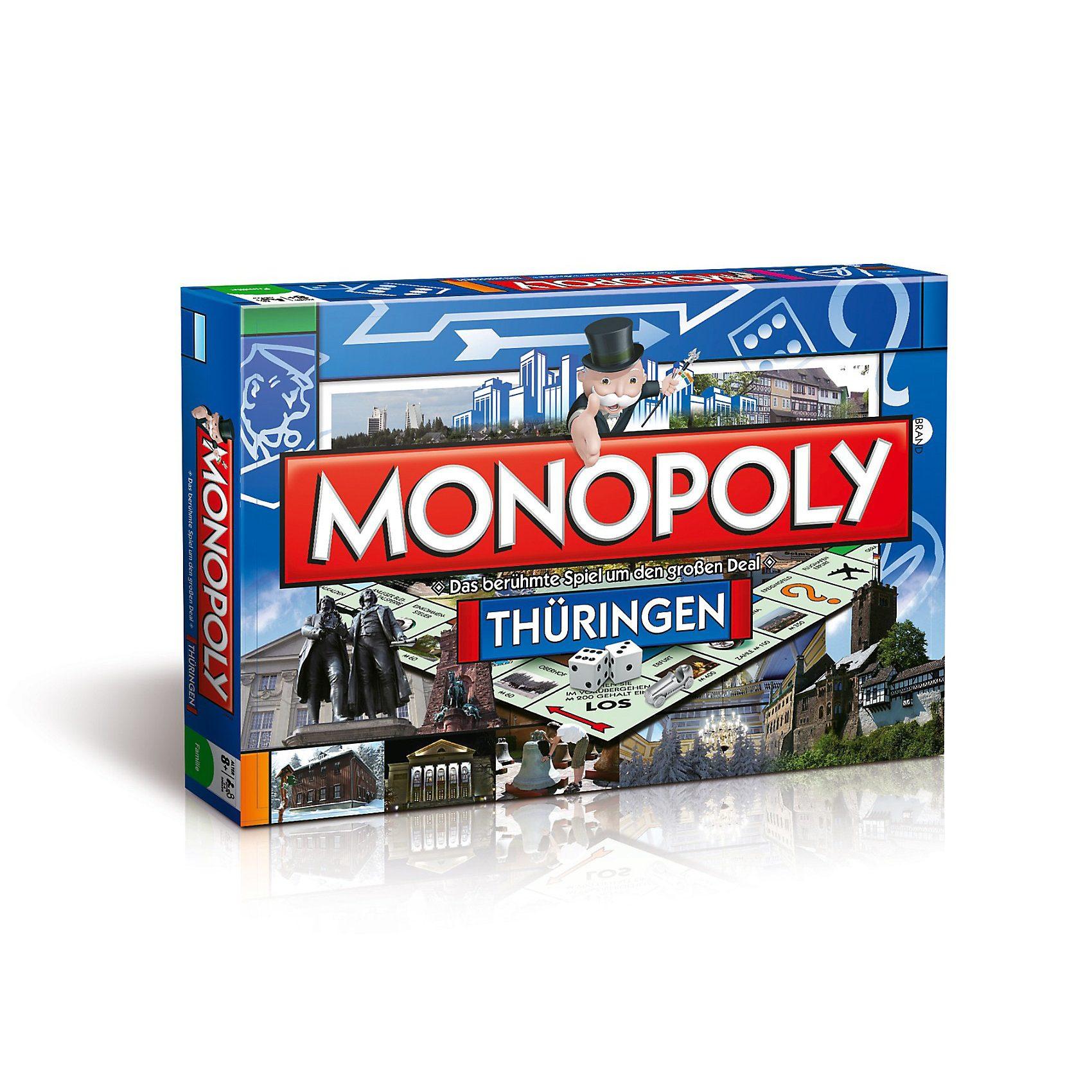 Winning Moves Monopoly Thüringen