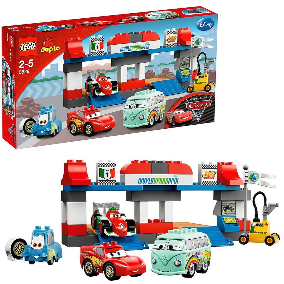 cars boxenstopp
