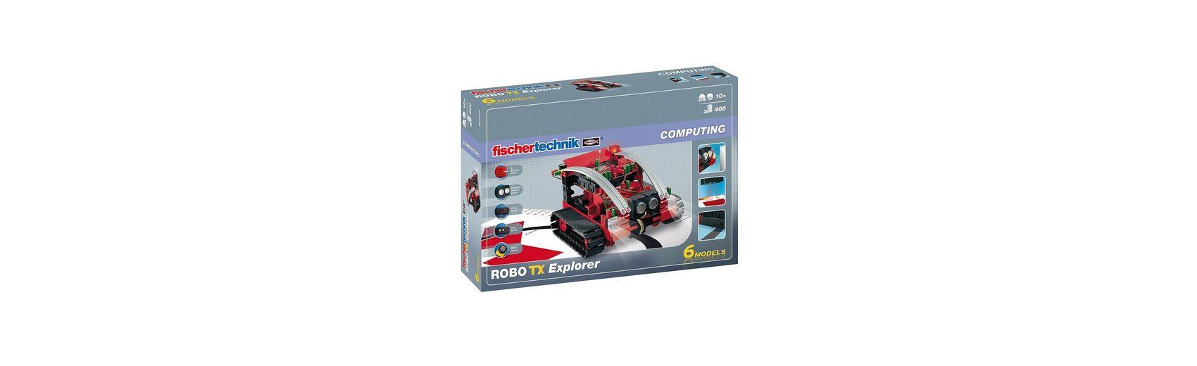 """fischertechnik ROBOTICS """"ROBO TX Explorer"""" - Baukasten"""