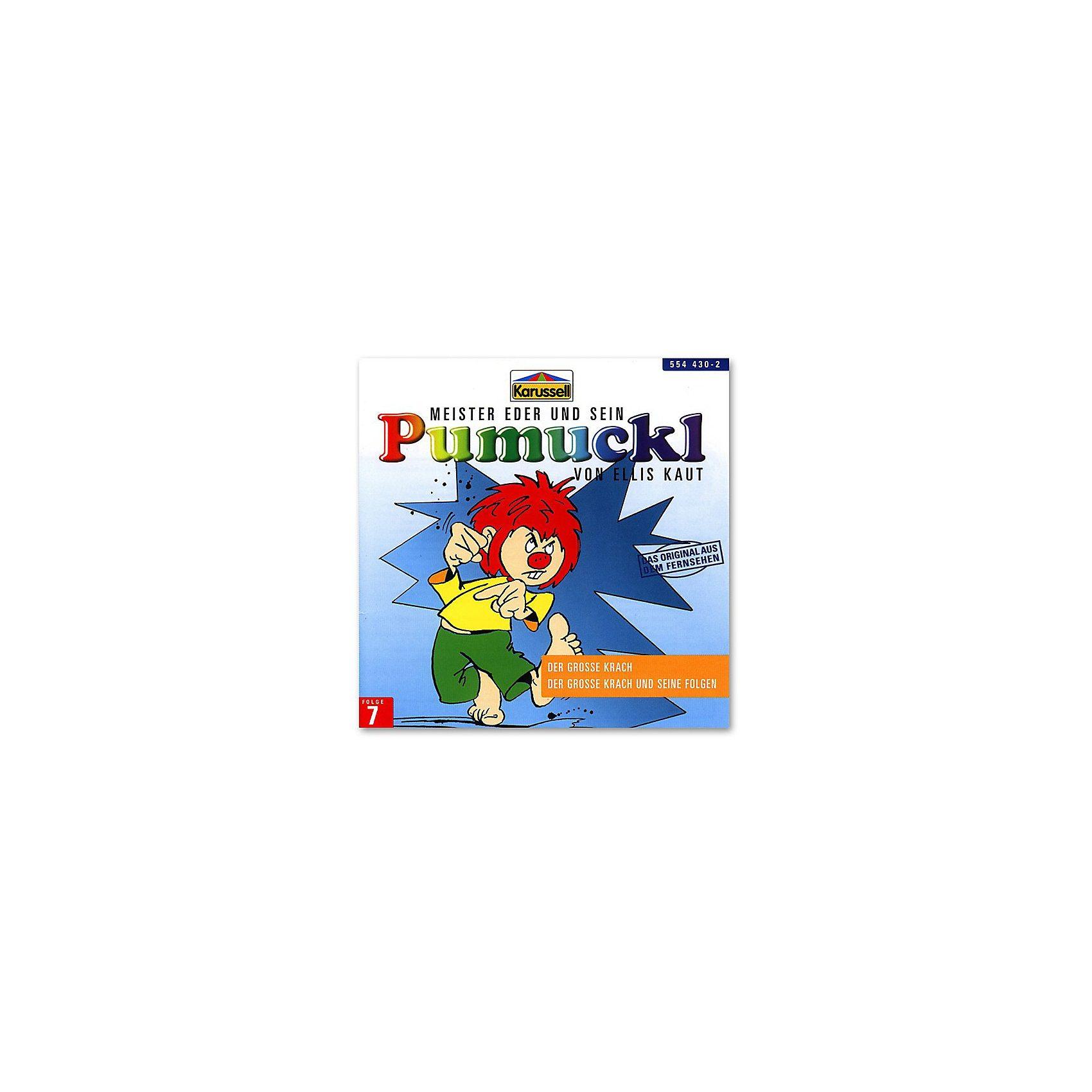 Universal Music GmbH CD Pumuckl 07 - der grosse Krach