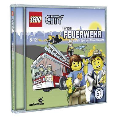 LEGO® CD City 03 - Feuerwehr: Auf der Spur des Roten Drachen