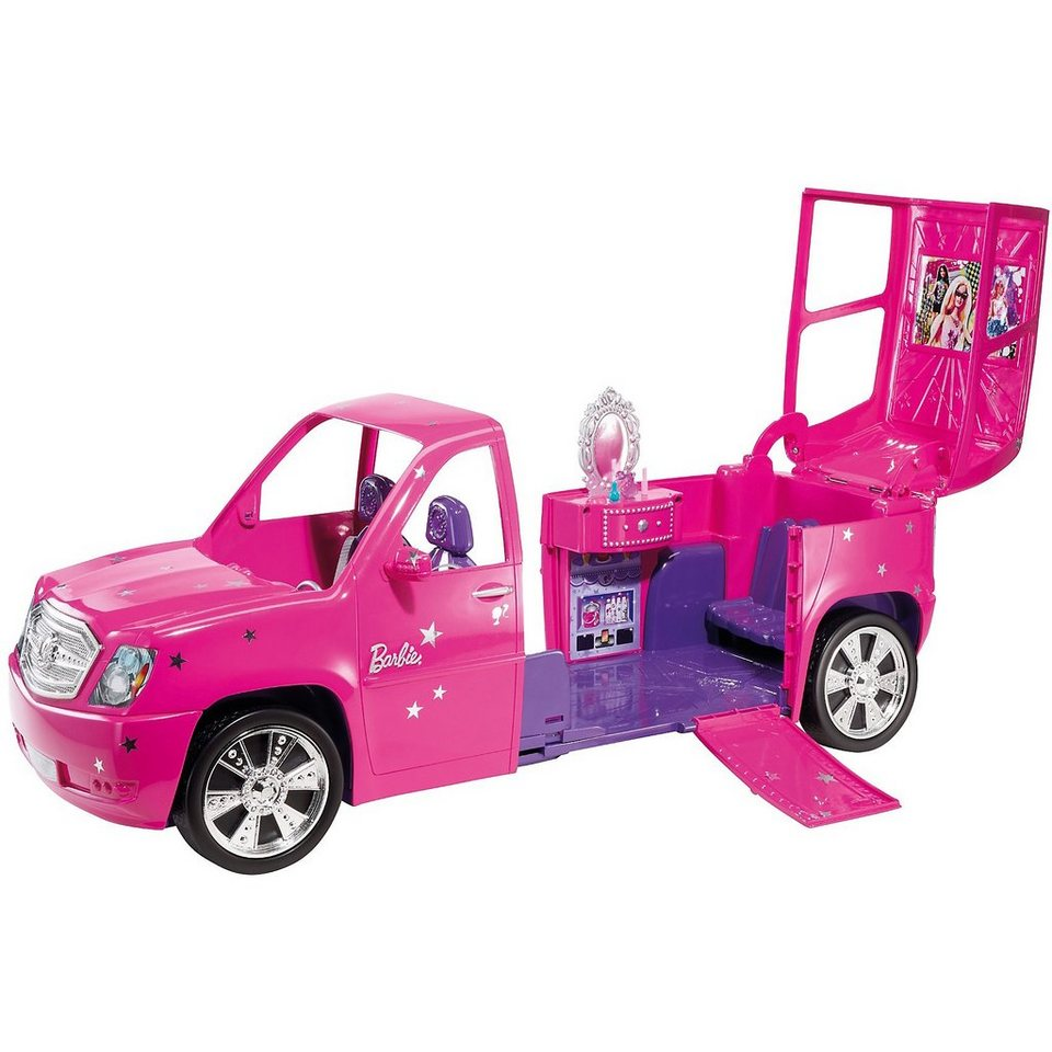 Mattel Barbie Fashionista Limo