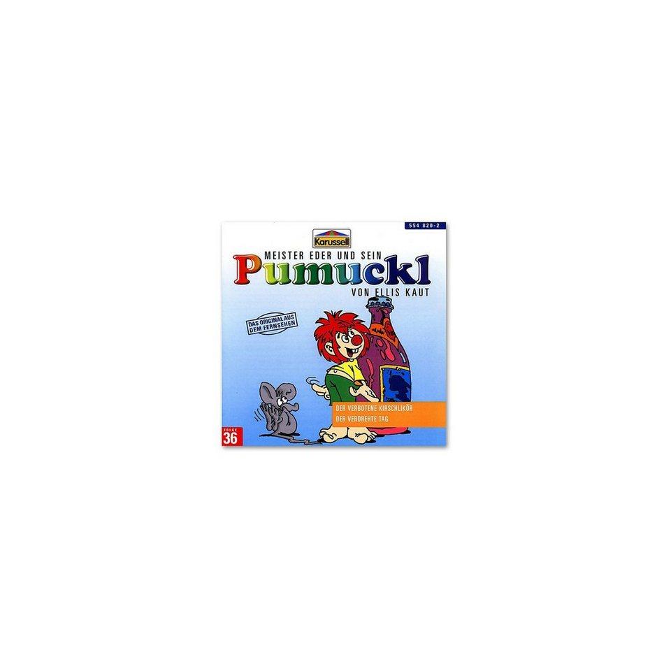 Universal Music GmbH CD Pumuckl 36 - der verbotene Kirschlikör