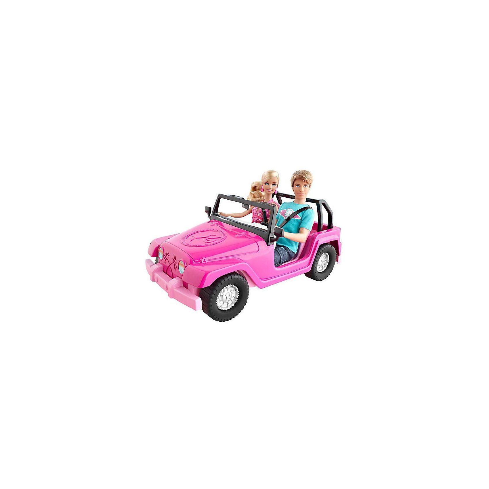 Mattel Barbie und Ken Beach Cruiser