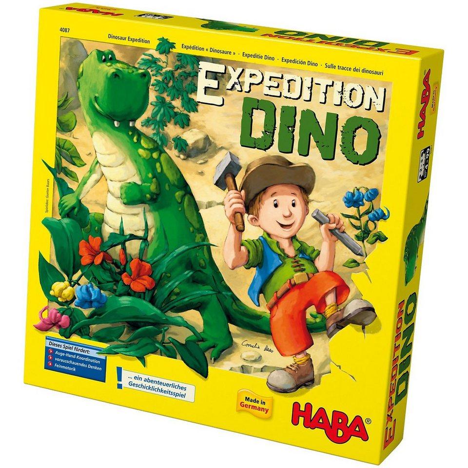 Haba Expedition Dino