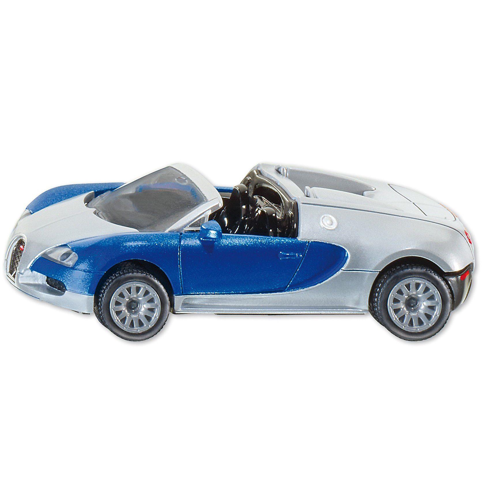 SIKU 1353 Bugatti Veyron Grand Sport 1:55
