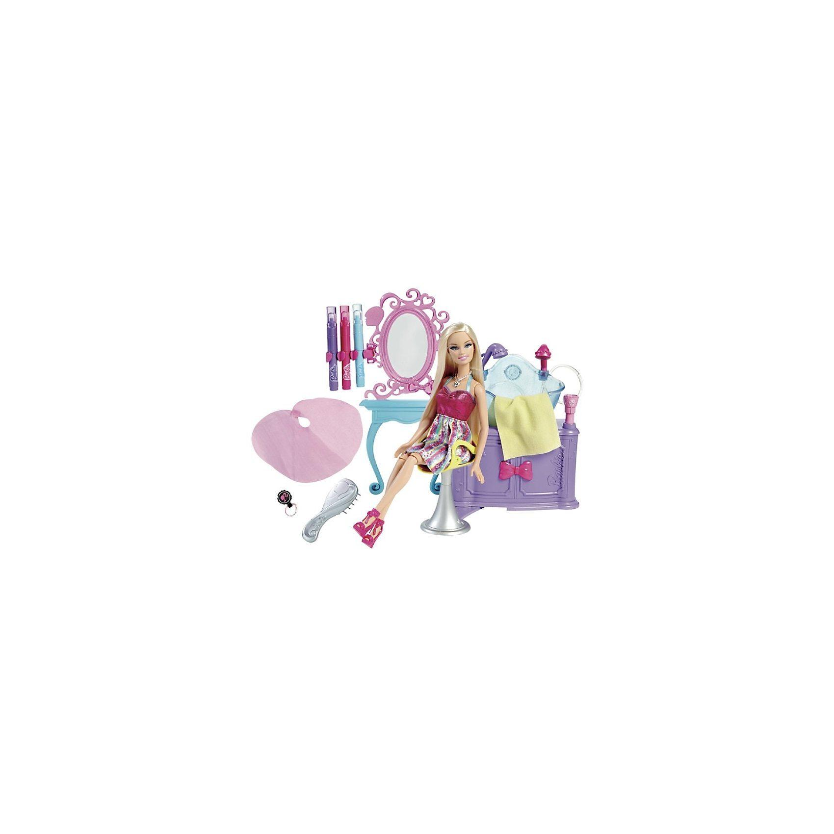 Mattel Barbie Glam Haar Styling Salon