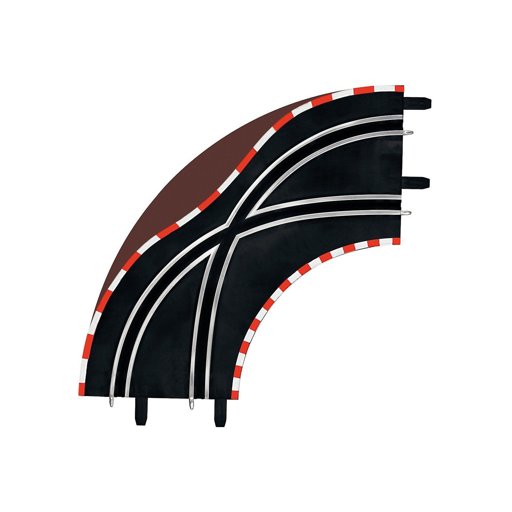 Carrera GO!!!/DIGITAL 143 61655 Spurwechsel Kurve (2)