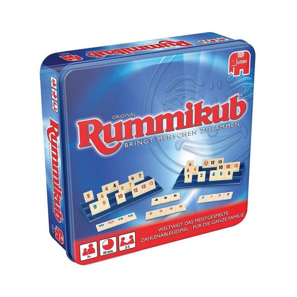 Jumbo Original Rummikub in Metalldose