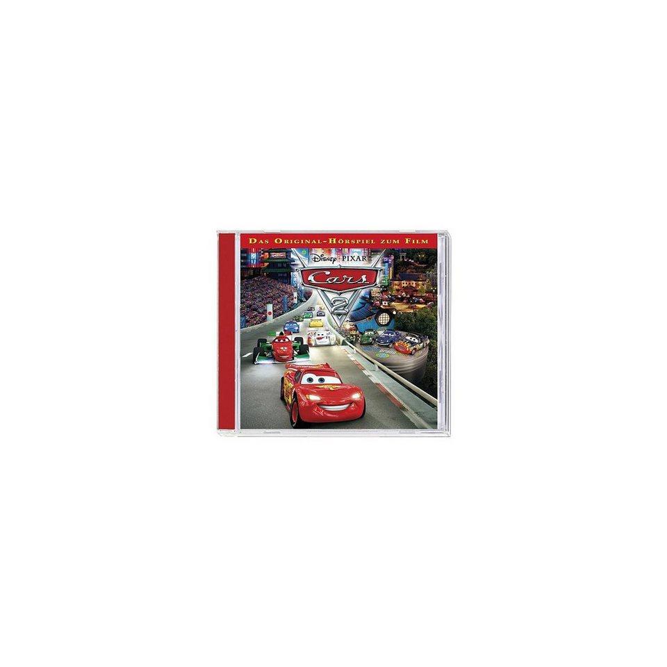 Kiddinx CD Disney Cars 2 - Das Hörspiel zum Kinofilm