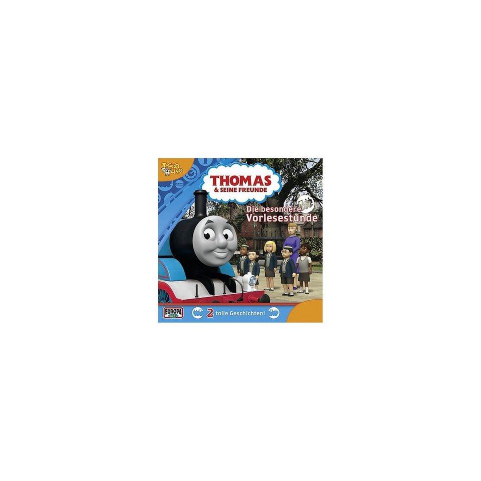 SONY BMG MUSIC CD Thomas & seine Freunde 17 - Die besondere Vorlesestunde
