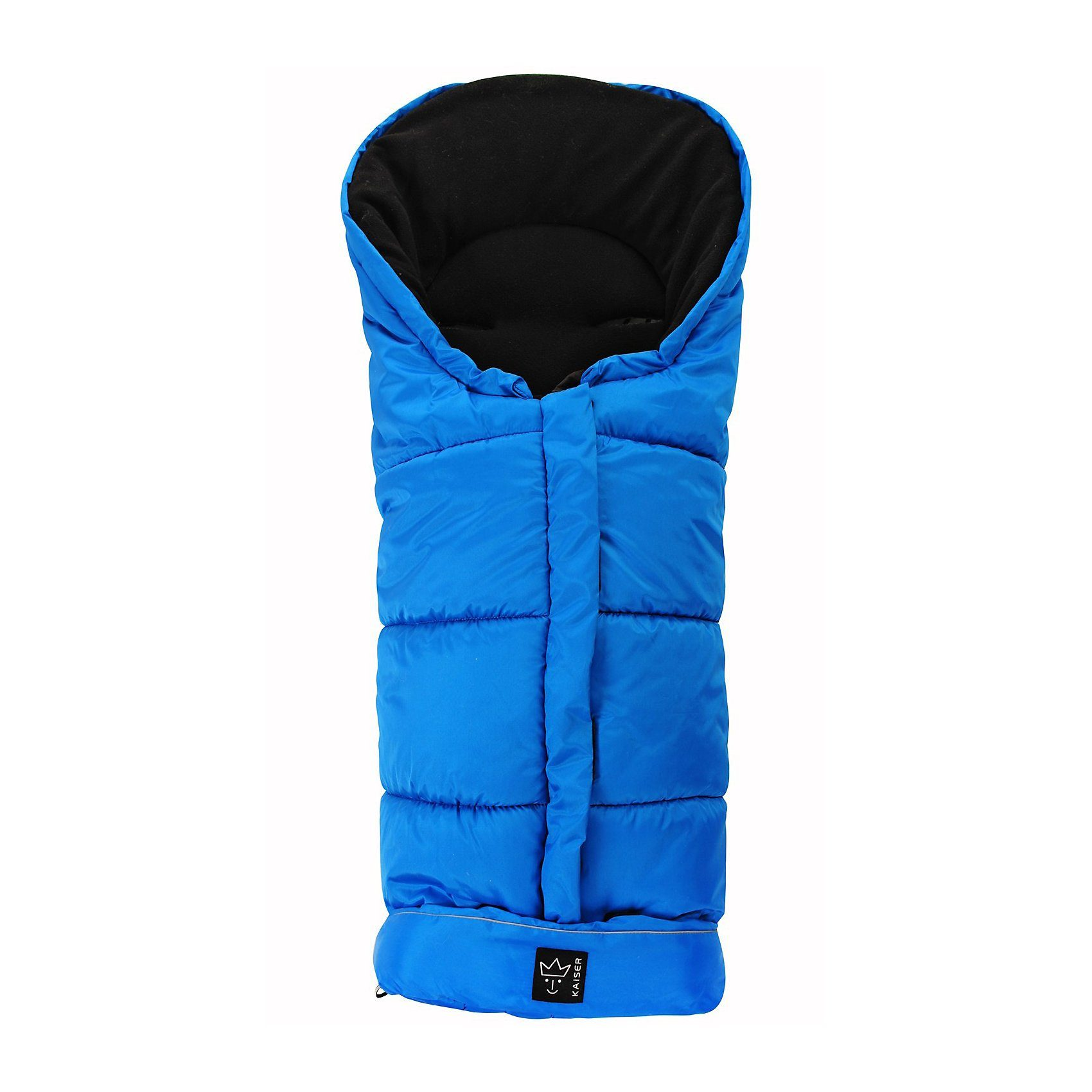 Kaiser Iglu- Fußsack Fleece, royal
