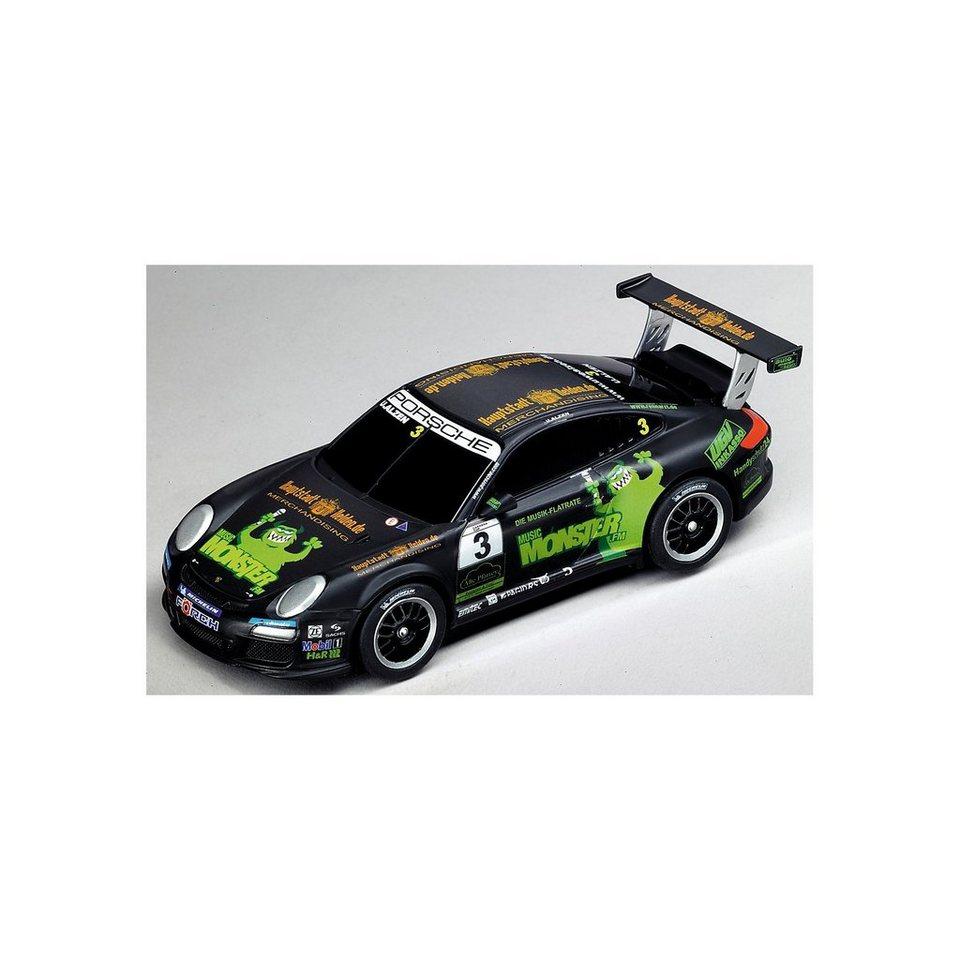 """Carrera GO!!! 61216 Porsche GT3 Cup """"Monster FM, U. Alzen"""""""