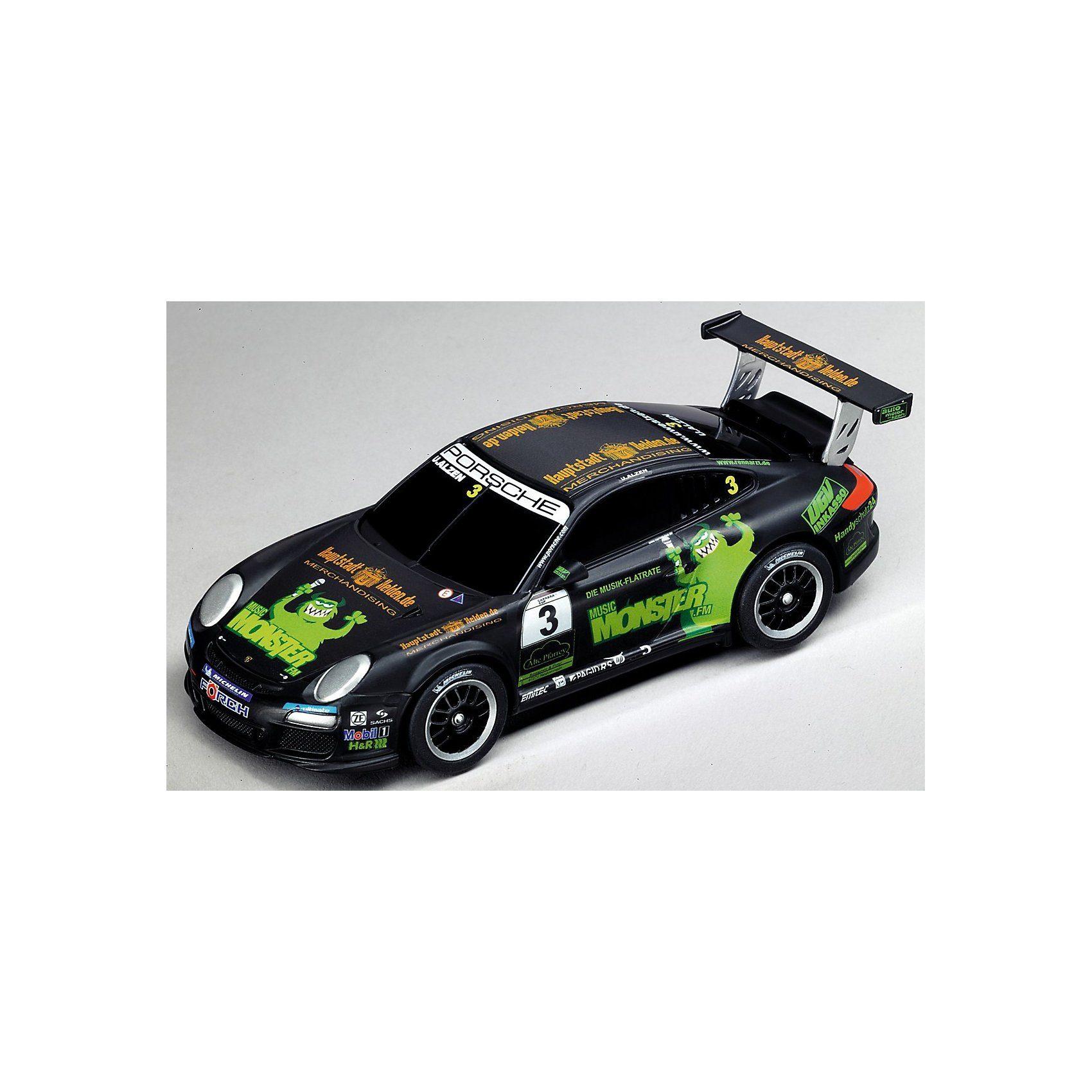 """GO!!! 61216 Porsche GT3 Cup """"Monster FM, U. Alzen"""""""