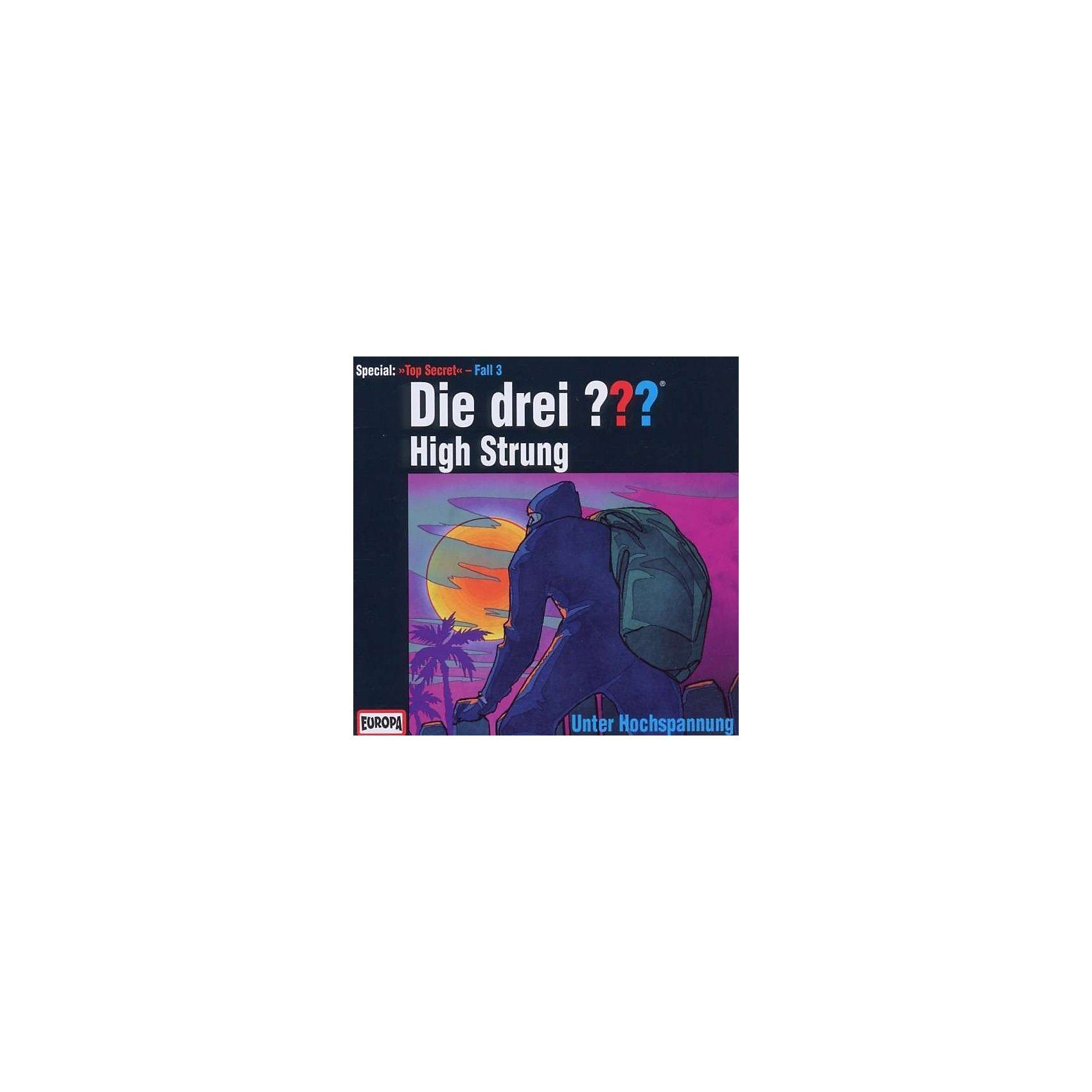 SONY BMG MUSIC CD Die Drei ??? - High Strung - Unter Hochspannung