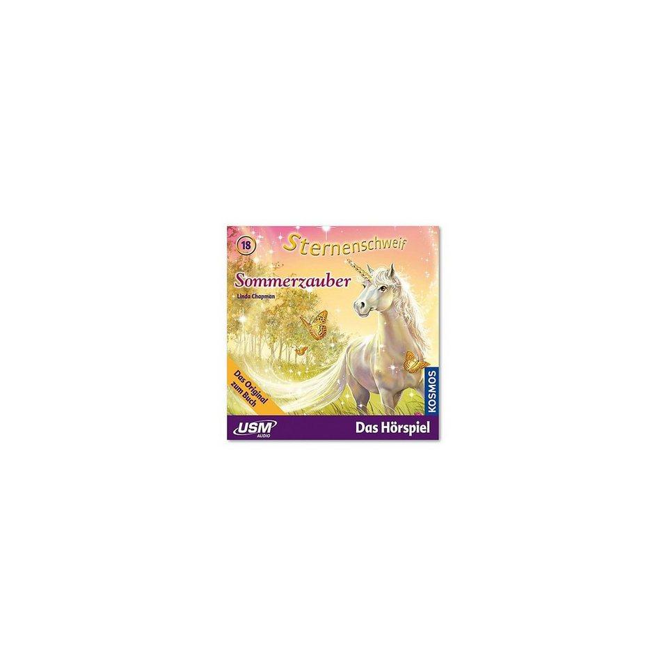 United Soft Media CD Sternenschweif 18: Sommerzauber