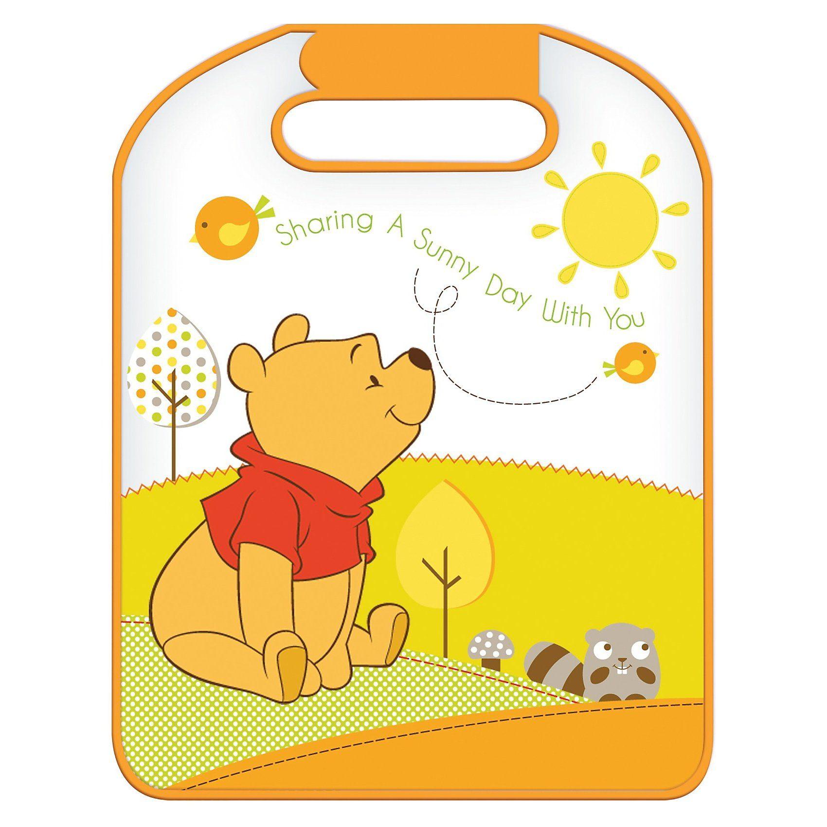 ProType Auto- Rückenlehnenschutz, Winnie Pooh
