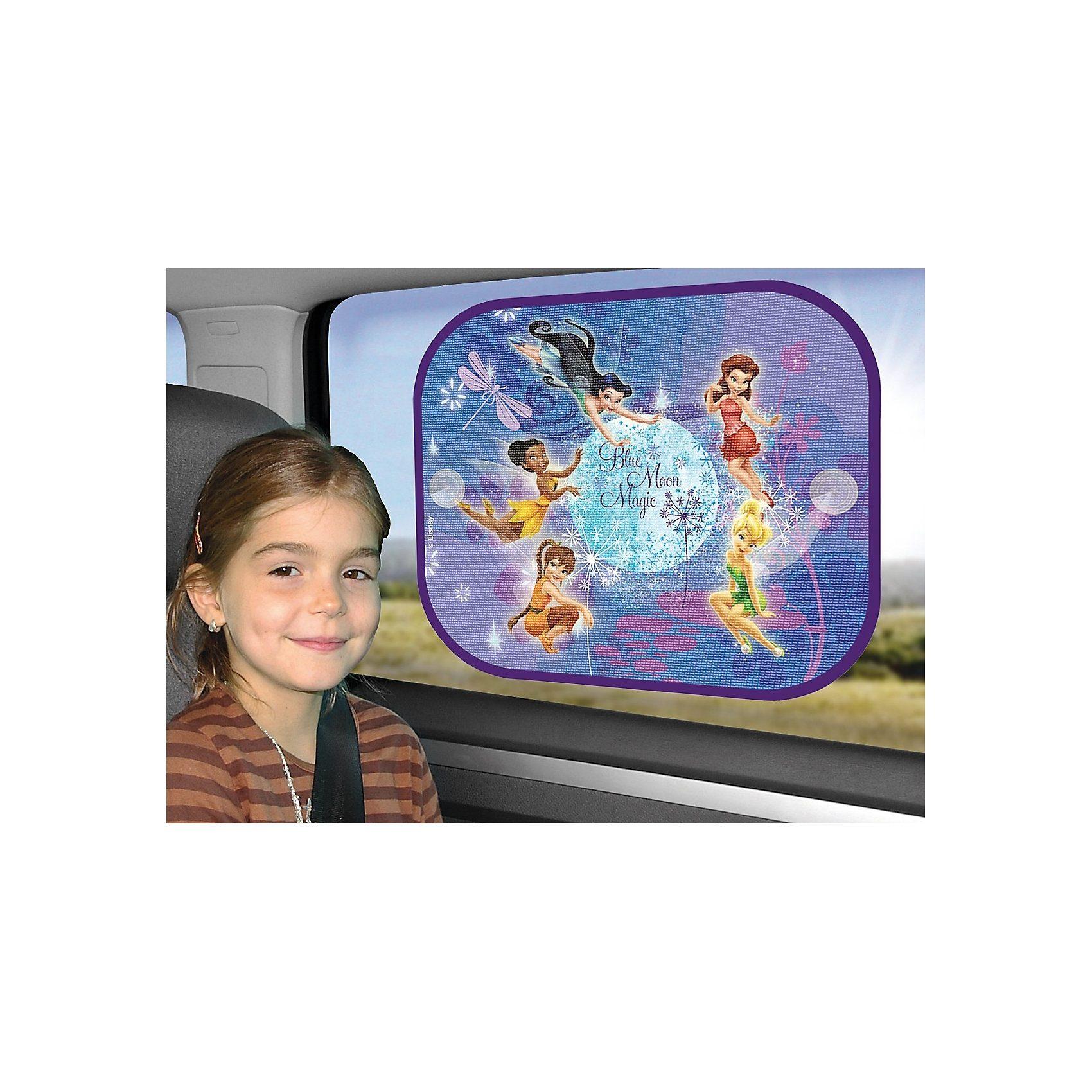 Kaufmann Sonnenschutz für Seitenscheibe, Disney Fairies, 2er Pack