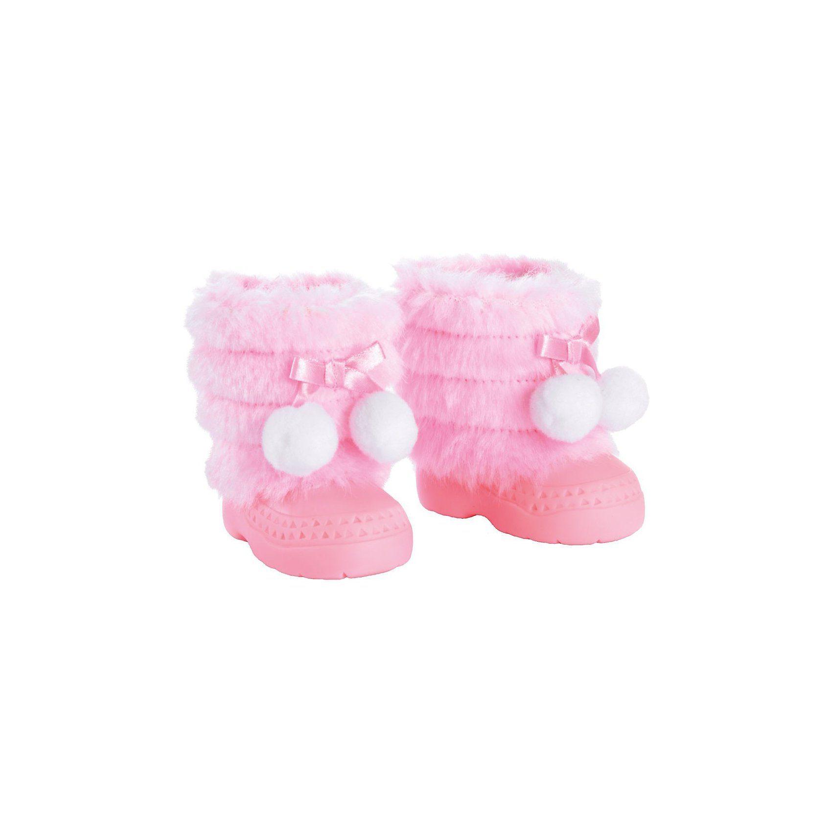 BAYER Puppenkleidung Winterstiefel, für Puppen 33-46 cm
