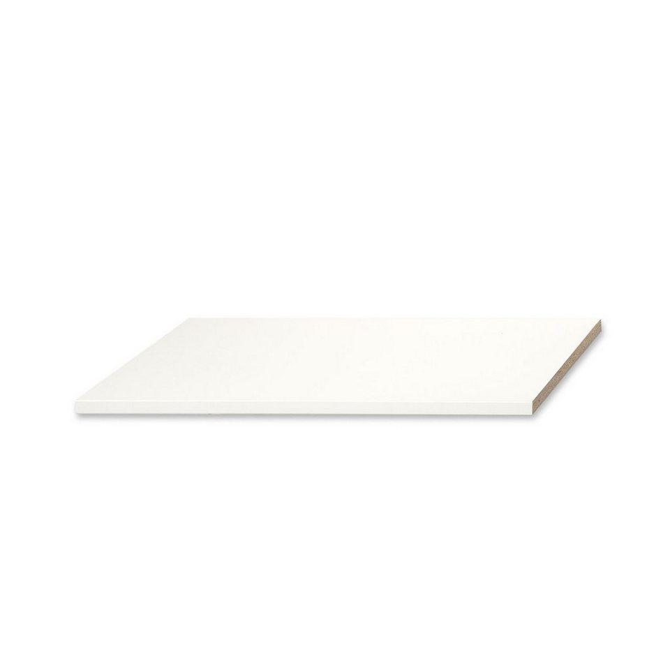 Wellemöbel Zubehör: Einlegeboden für Kleiderschrank MILLA, 2-türig (1 S