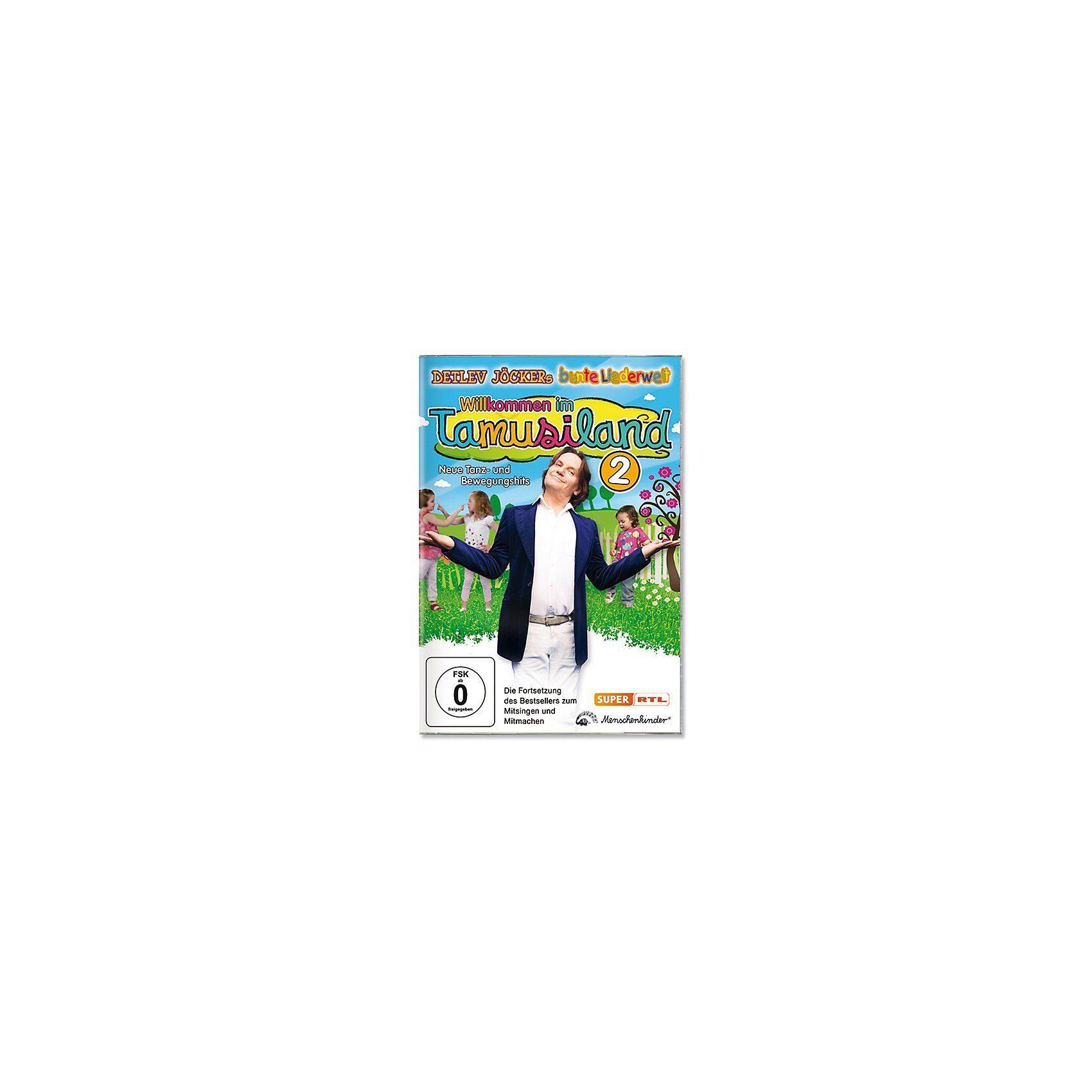 Universal DVD Detlev Jöcker - Willkommen im Tamusiland 2